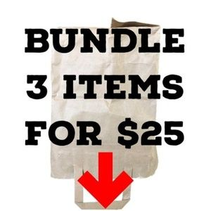 Anything Under $20 Add to Bundle